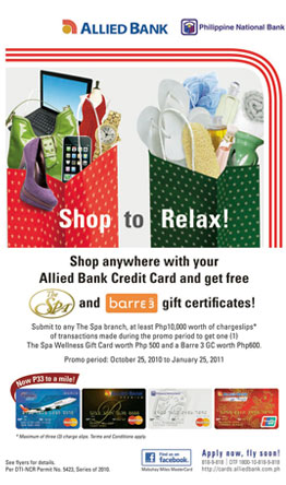 allied-bank-shop-to-relax-the-spa-barre-promo