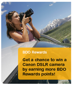 BDO Rewards Card - Financial Management: Free Resource on