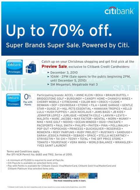 citibank-super-brands-super-sale
