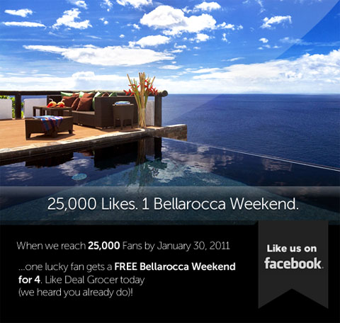 free-bellarocca-weekend-deal-grocer