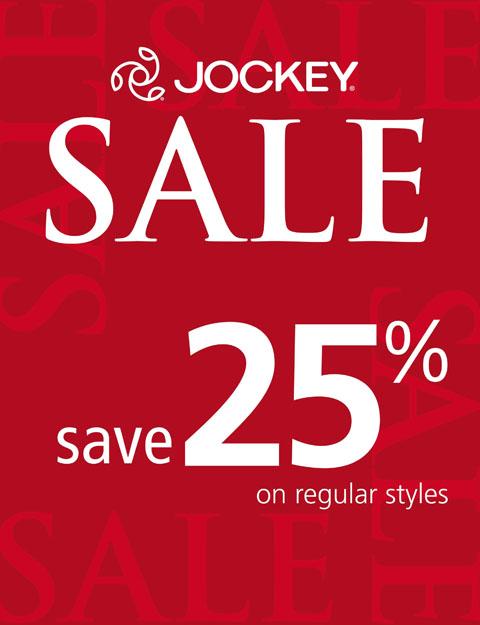 Jockey Philippines Promo Sale