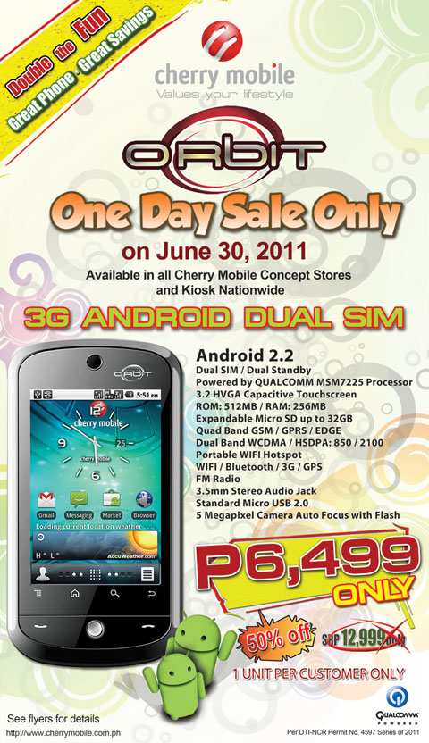 cherry-mobile-orbit-one-day-sale
