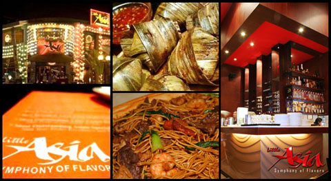50 discount asian fusion meal at little asia philippine for 50 fifty asian fusion cuisine