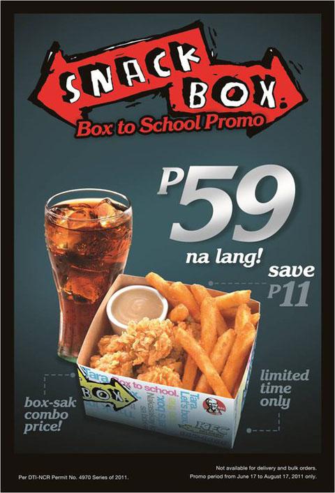 kfc-snack-box-to-school-promo