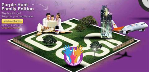 yahoo-purple-hunt-family-edition