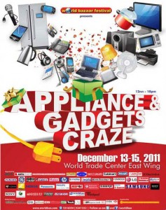 appliance-and-gadgets-craze-december-2011