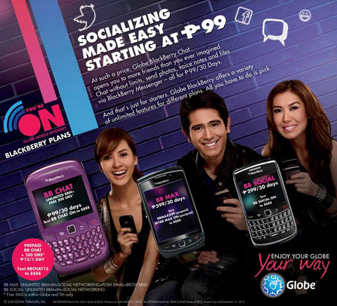 globe-blackberry-plans