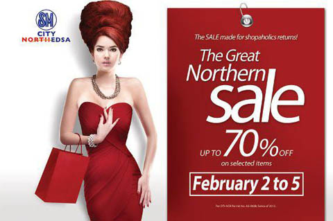 the-great-northern-sale-sm-north-edsa-sale-2012