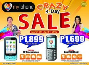 myphone-crazy-3-day-sale