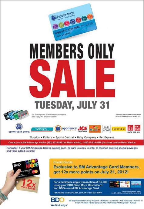 sm-advantage-members-only-sale-july-31-2012
