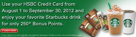 HSBC_starbucks_reward_promo