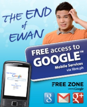 Globe Free Access To Google | Philippine Contests and Promos