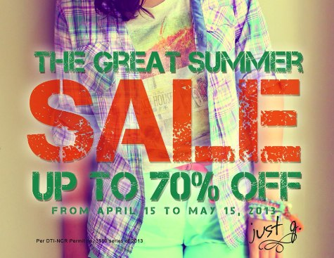 just_g sale