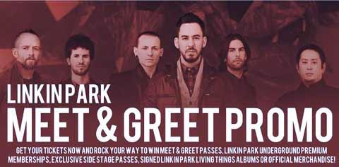 Linkin park live in manila meet greet promo philippine contests linkin park live in manila meet and greet m4hsunfo