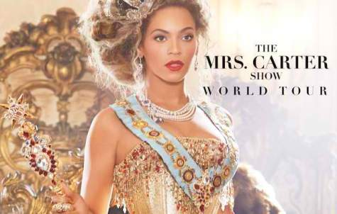 MasterCard-Beyoncé Concert Raffle Promo