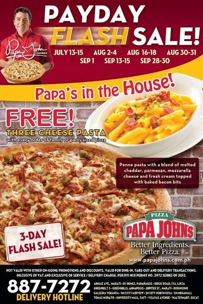 papa-johns-payday-flash-sale