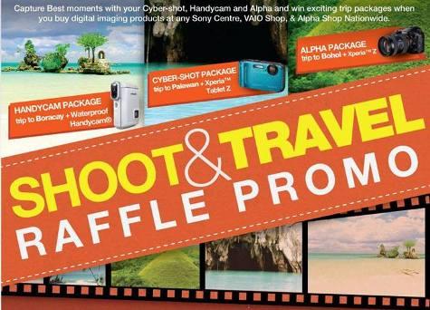 sony-shoot-travel-raffle-promo