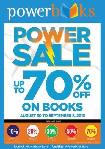 power-books-sale