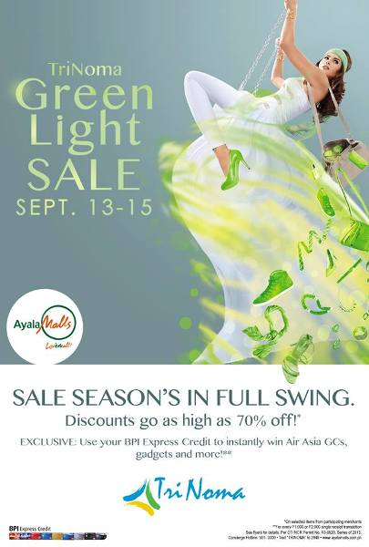 trinoma-green-light-sale