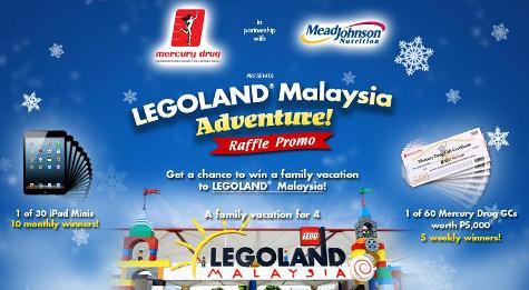 Mercury-Drug -Win-a-Trip-To-Legoland