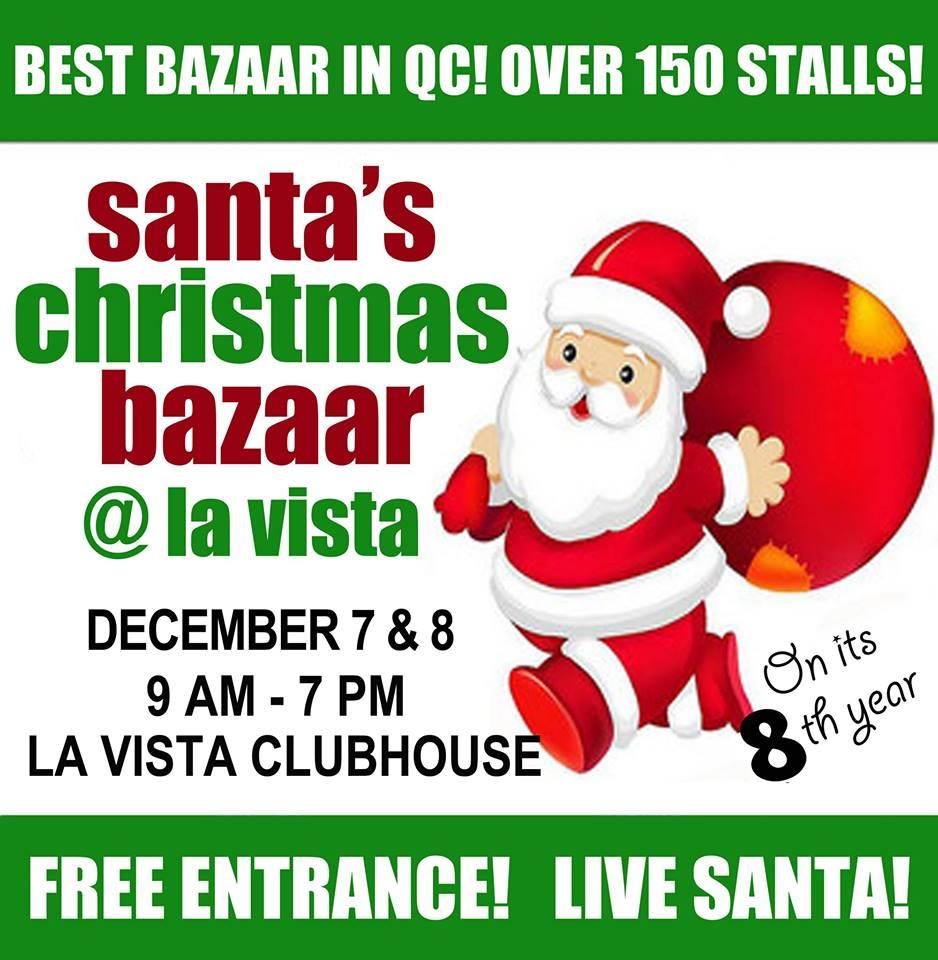 santa-christmas-bazaar-la-vista