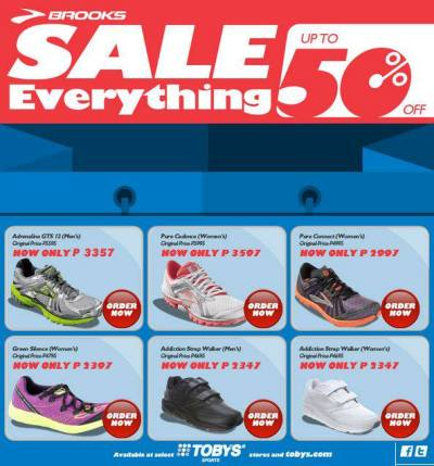 Brooks Running Shoes Sale | Philippine