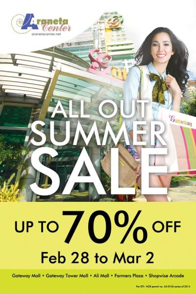 araneta-center-all-out-summer-sale
