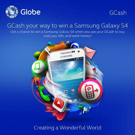 globe gcash promo - Philippine Contests and Promos