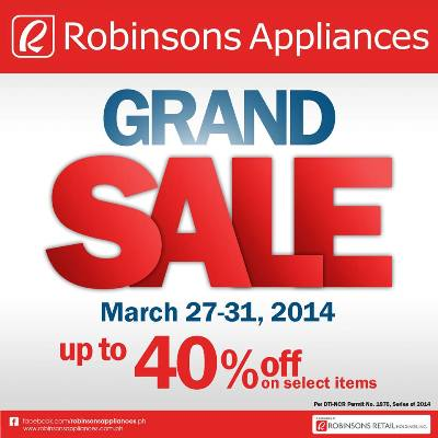 robinsons-appliances-grand-sale