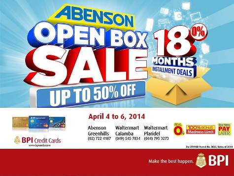 abenson-open-box-sale