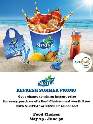 ayala-malls-and-nestea-refresh-summer-promo