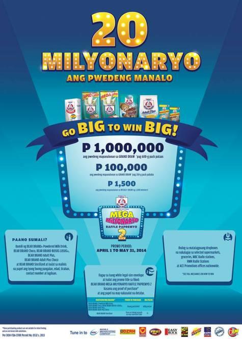 bear-brand-mega-milyonaryo-promo