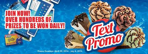 nestle-drumstick-text-promo