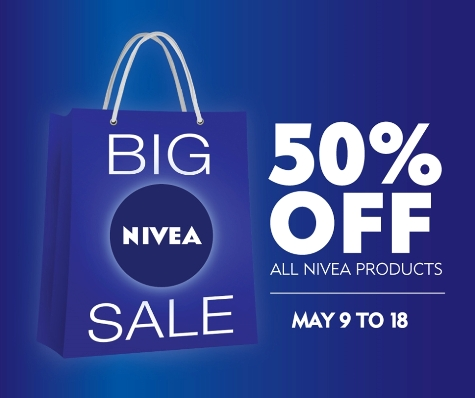 Big NIVEA Sale