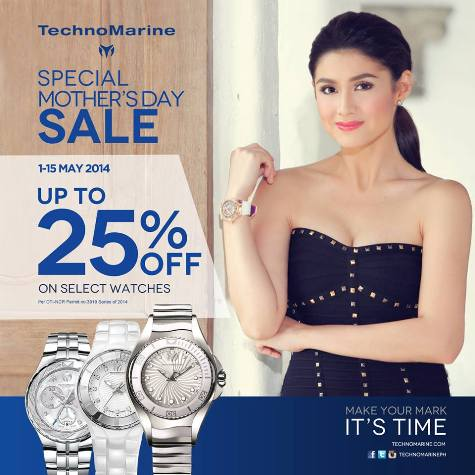 technomarine-mothers-day-sale