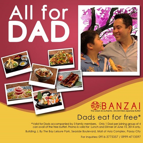 banzai-fathers-day-promo