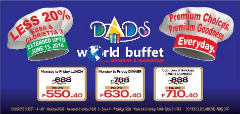 dads-buffet-discount