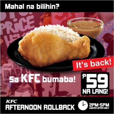 kfc-afternoon-rollback