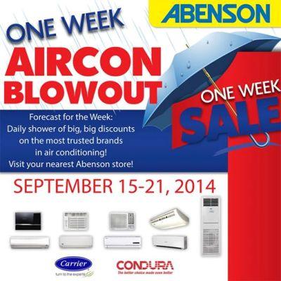 abenson-aircon-sale