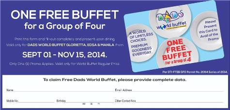 dads-free-buffet