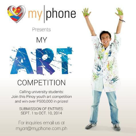 myphone-art-competition