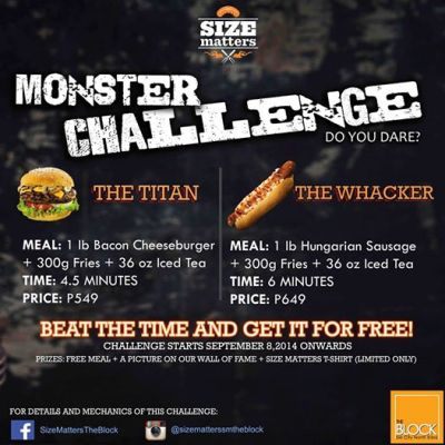 size-matters-monster-challenge