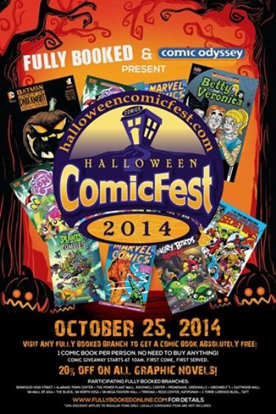fully-booked-halloween-comicfest