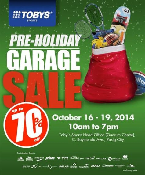 tobys-pre-holiday-garage-sale