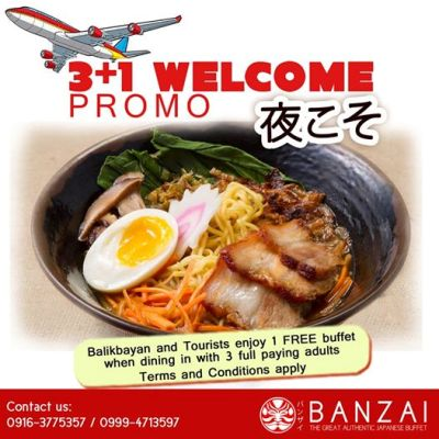 banzai-3-plus-1-welcome-promo