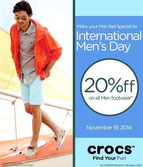 crocs-mens-day-promo