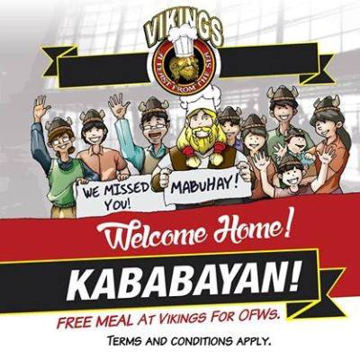 vikings-free-meal-for-ofw-promo