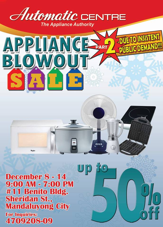 automatic-centre-appliance-sale-blowout-2
