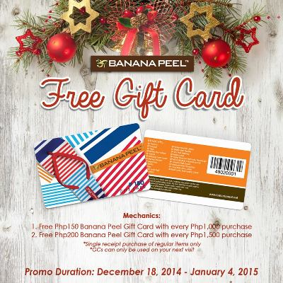 free-banana-peel-gift-card