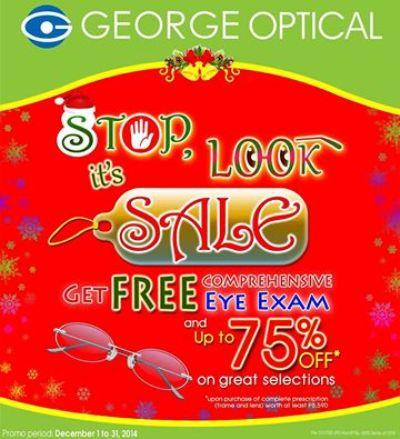 george-optical-sale-free-eye-examination